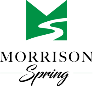 24027 DIG OAK Morrison Spring Logo CMYK