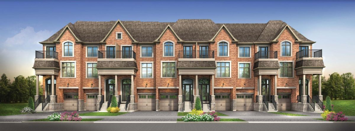 Digreen Homes release three new models at Swan Park in Markham