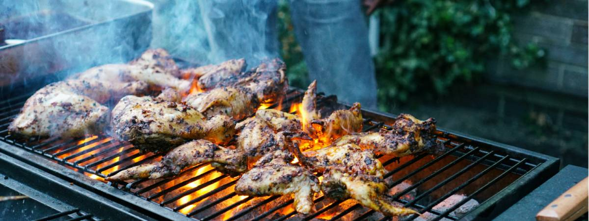 How to Spice Up the Backyard Cookout